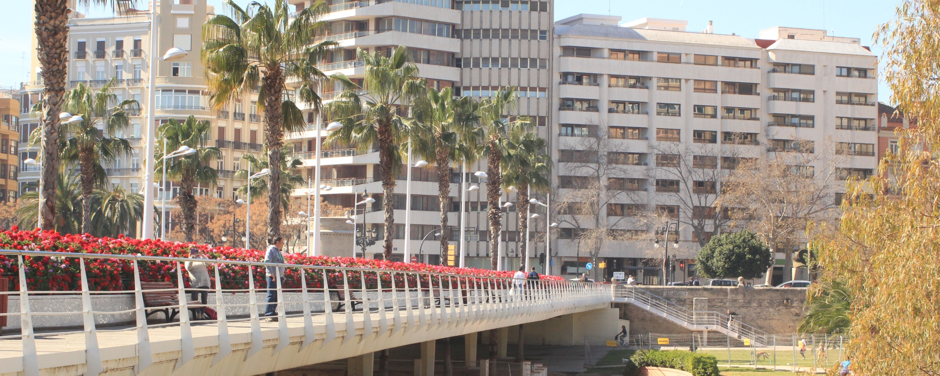 Living in Valencia