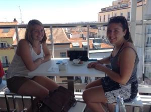 Living in Madrid