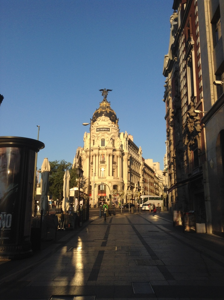 Living in Madrid