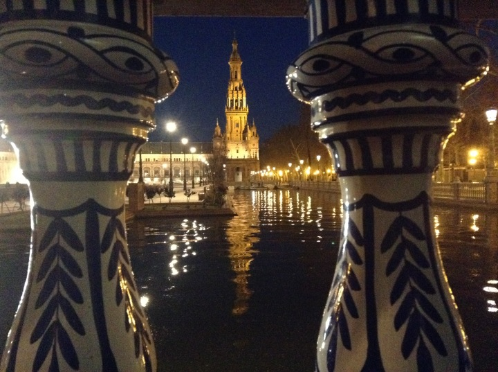 12 hours in Seville