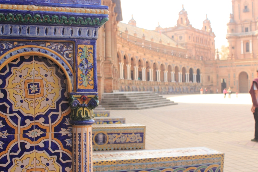 12 hours in Seville
