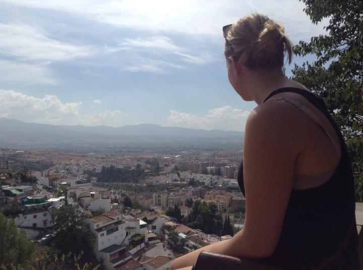 The Gorgeous Spanish city of Granada