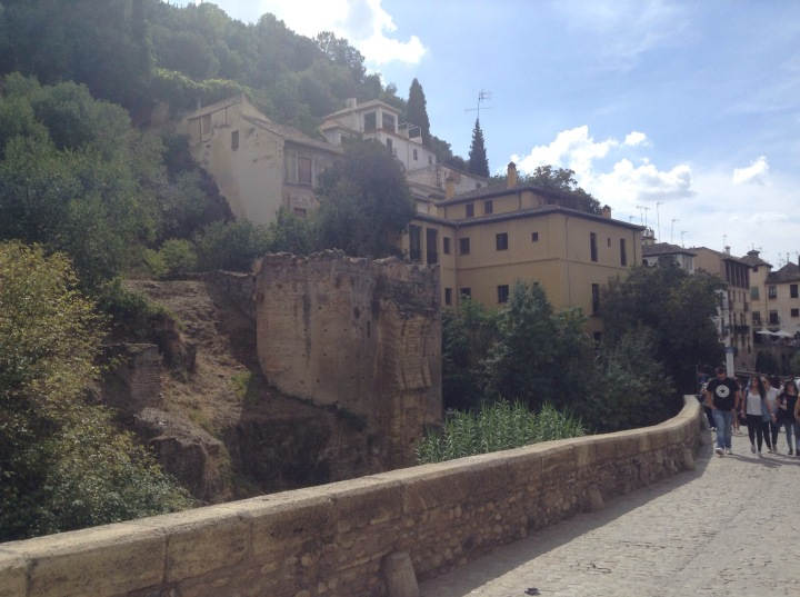 The Gorgeous Spanish city of Granada