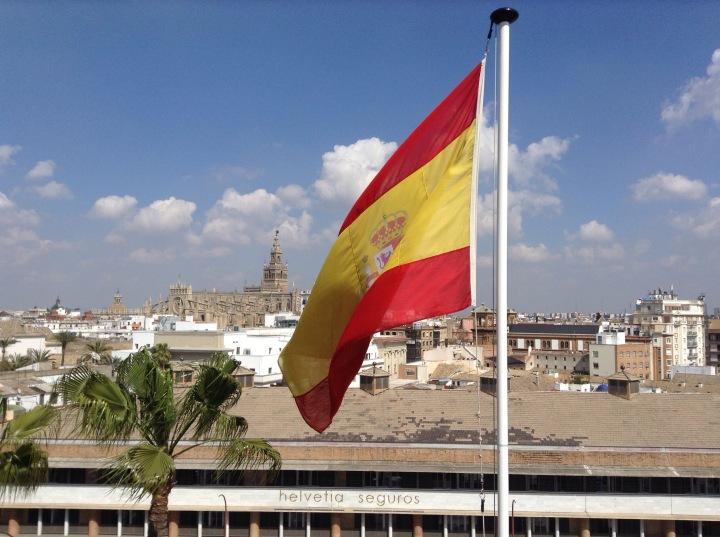 spanish flag spain