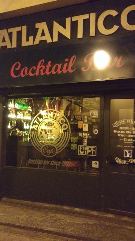 atlantico bar