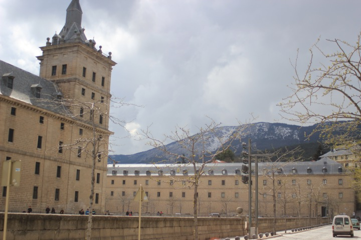 monestry el escorial
