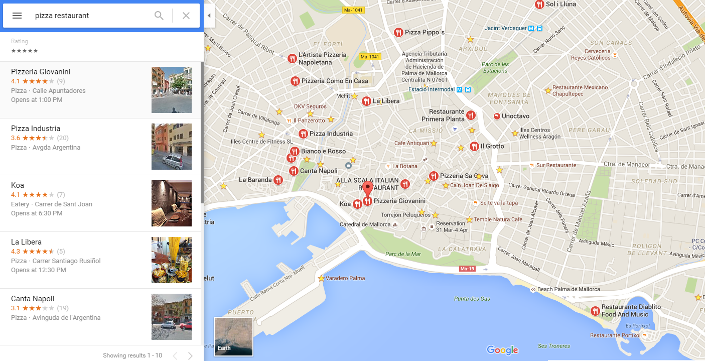how to use google maps to make travel easier
