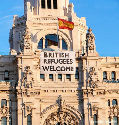 brexit refugees welcome