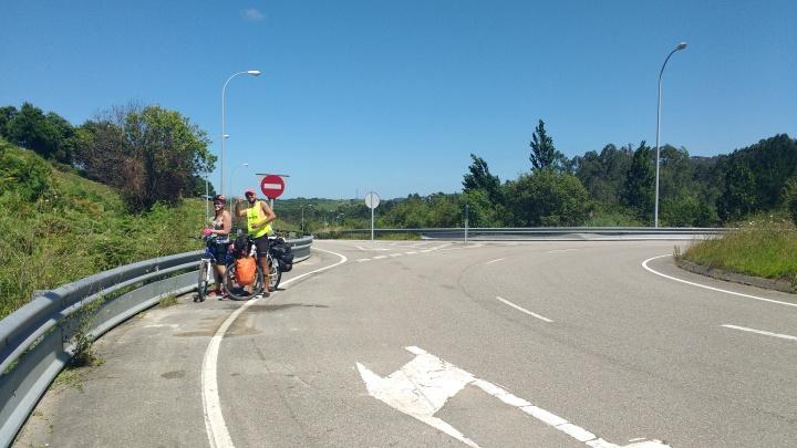 el camino by bike