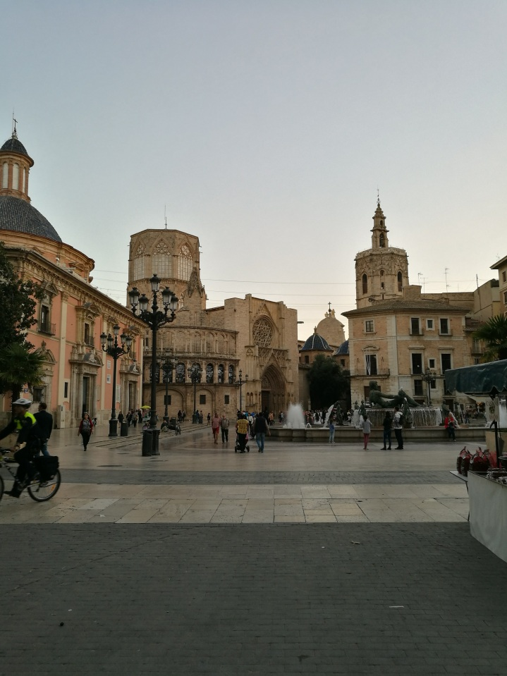 Plaza del virgen