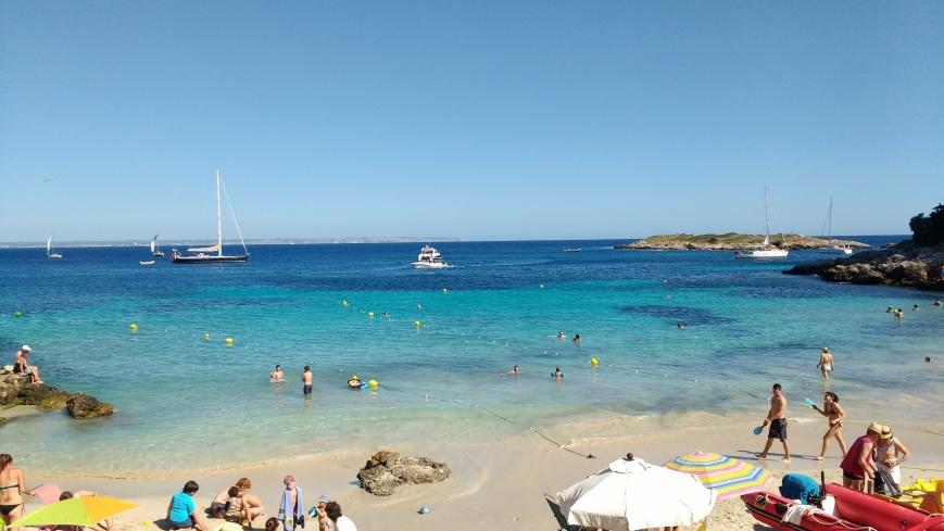 illetas beach palma