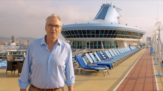 larry lamb thompson cruise